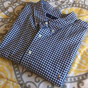 Polo Gingham Shirt